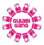 The Gulabi Gang Logo